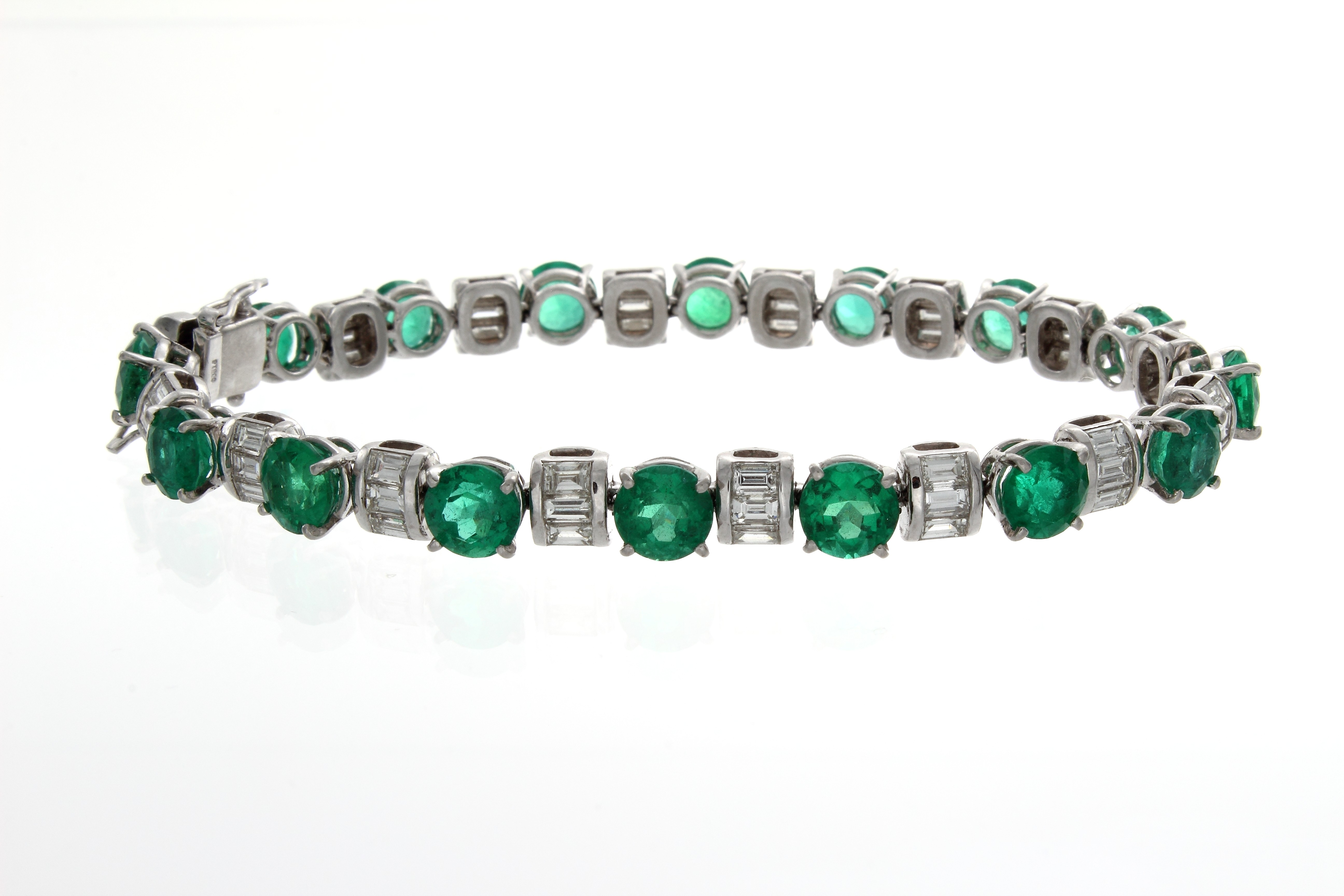 mona colombian jewelry diamond emerald bracelet bracelets lisa