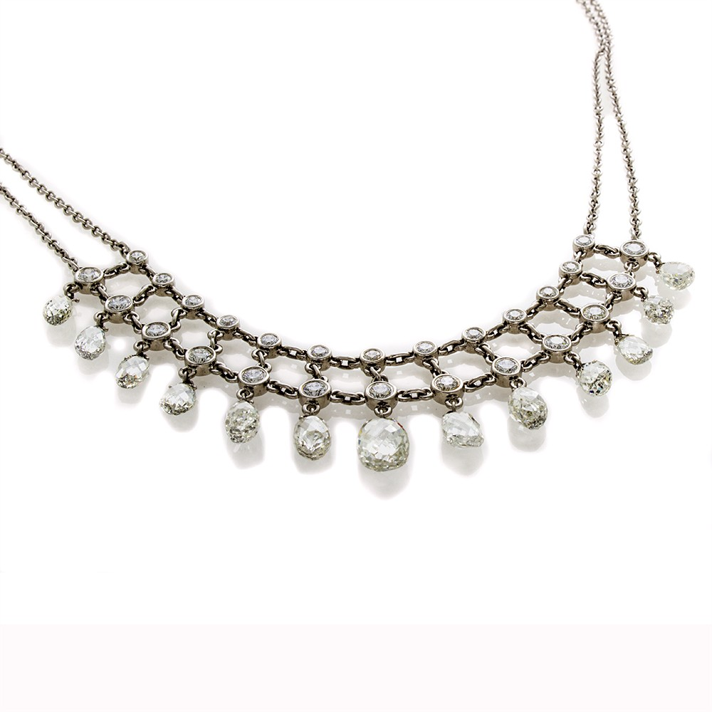 grande diamond colored multi dainty products fullsizerender briolette necklace