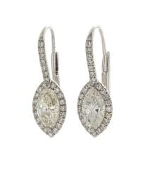 MARQUISE DIAMONDS 2.27 CARATS