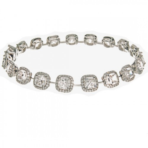 CUSHION SALON BRACELET