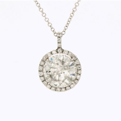 BRILLIANT DIAMOND PENDANT