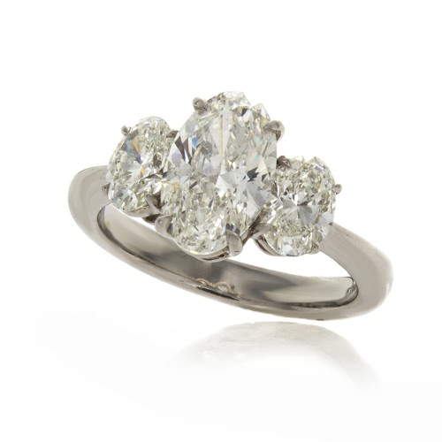 OVAL DIAMOND 1.58 CT