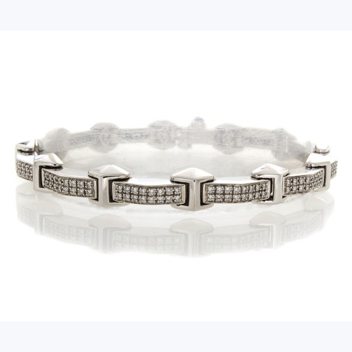 "DIAMOND ""CHARRIOL"" BRACELET"
