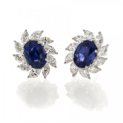 OVAL SAPPHIRES 1.99 CT