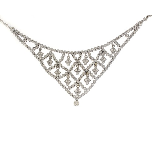 5.71 CARAT DIAMOND NECKLACE